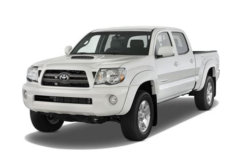 11 Toyota Tacoma 2010 Toyota Tacoma Reviews And Rating Motor Trend