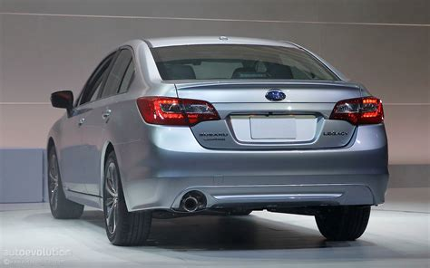 all new subaru legacy all new 2015 subaru legacy officially revealed in chicago