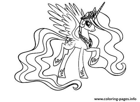 My Little Pony Applejack Coloring Pages | Camper and Motorhome