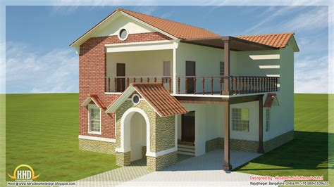 home design 3d second story 5 beautiful modern contemporary house 3d renderings home