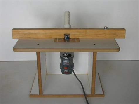 table saw router table woodworking plan diy router table for smaller routers for cutting cathy