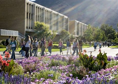 Westminster College Utah Mba Tuition by Byu Brigham Provo Profile Rankings