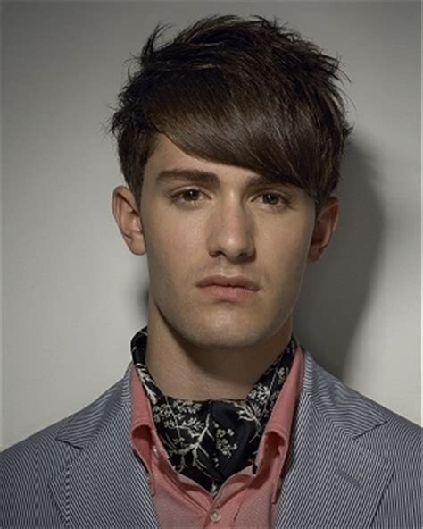 preppy buzzed hair cool hairstyles for boys