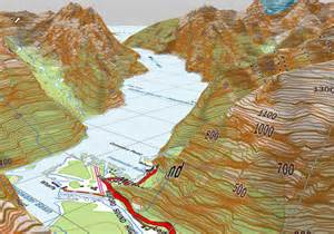 topographic mapping from freshmap smart mapping system