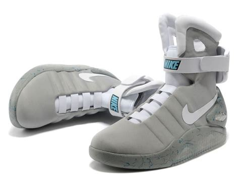 Nike To Release Air Mcflys Let This Be True by Nike Air Mag Back To The Future Ii Marty Mcfly Grey For