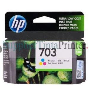Hp Tinta Cartridge 703 Colour hp 703 colour ink cartridge