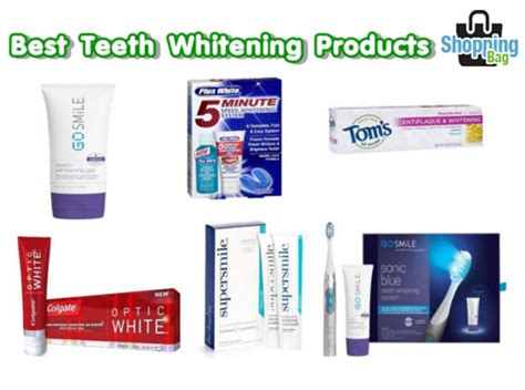 best tooth whitening product 7 best teeth whitening products
