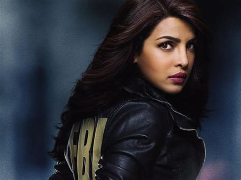hindi film quantico priyanka chopra on what s quot frighteningly exciting quot about