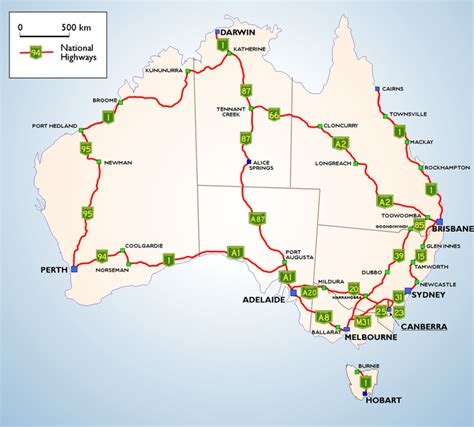 driving map of australia redes trade megacities la global de transporte