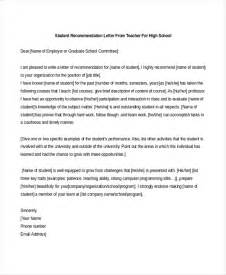 Teaching Essay Writing To High School Students by Write A Letter Of Recommendation For A Student