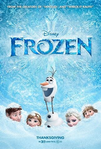 frozen movie poster movie review frozen 2013 a journey into the world of