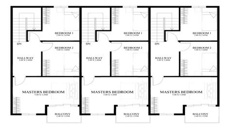 floor plan townhouse townhouse floor plan designs 3 story townhouse floor plans
