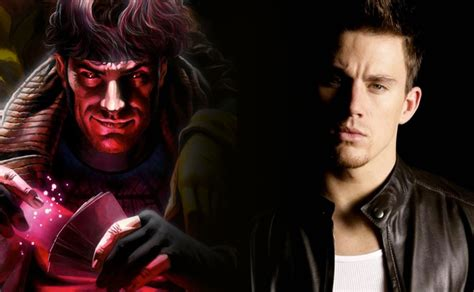 how to use gambit channing tatum to show up in apocalypse as gambit