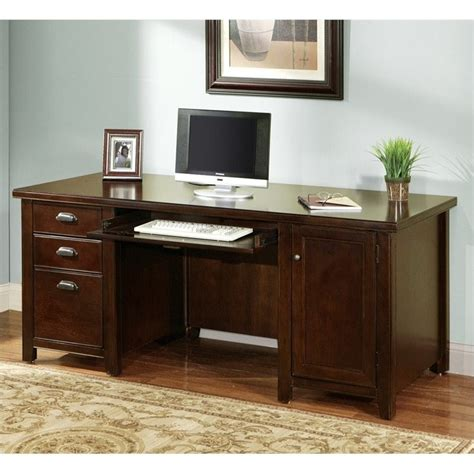 Kathy Ireland Home By Martin Tribeca Loft 69 Quot Wood Tribeca Office Furniture