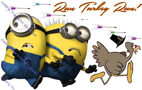 minions thanksgiving wallpaper wallpapersafari