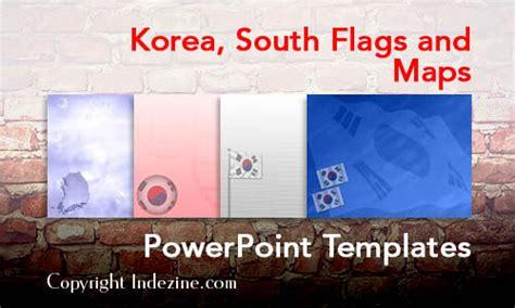 Collection of korea south map 02 powerpoint templates south korea korea south flags and maps powerpoint templates toneelgroepblik Choice Image