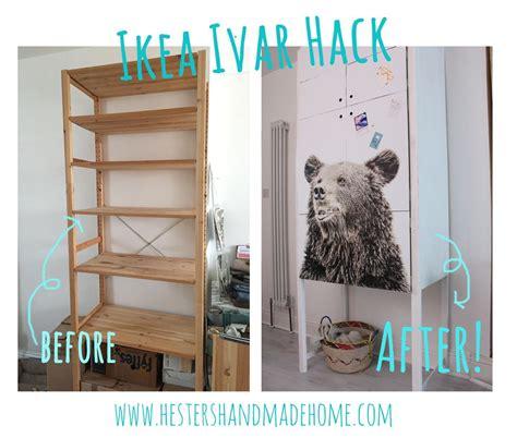 ikea ivar hacks nov 5 hester s house updates ikea ivar hack plywood
