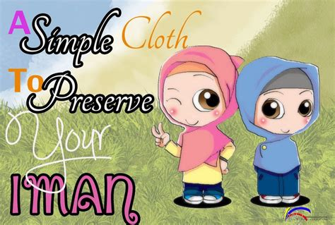 gambar kartun muslim muslimah newhairstylesformen2014