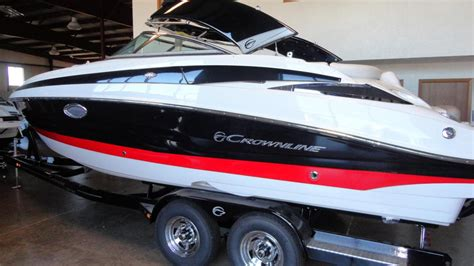 crownline boat table crownline 255 ss boats for sale