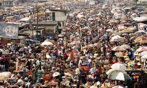africa warned of 'slum' cities danger as its population