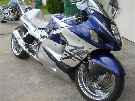 How Fast Does A Suzuki Hayabusa Go Buy Hayabusa Show Ready Chrome Leds Fast Motorcycle Air On