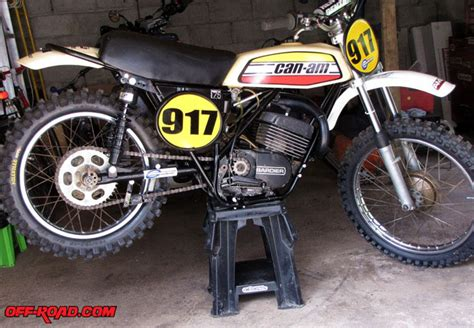 can am motocross bikes can am dirt bike build part 3 road com