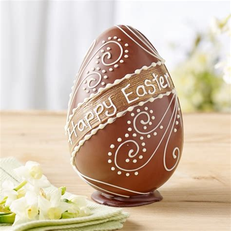 easter chocolate milk chocolate happy easter egg bettys