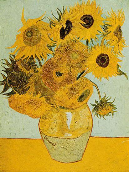 van gogh sonnenblumen keilrahmenbild auf leinwand ebay vincent van gogh sunflowers keilrahmen bild leinwand