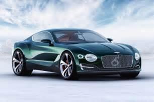 Future Bentley Bentley Exp 10 Speed 6 Concept Hypebeast