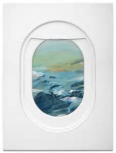 How To Get A Window Seat On A Plane - artist s jim darling s paintings capture the thrill of the
