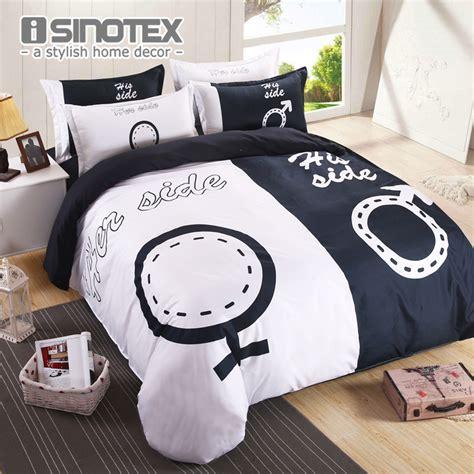 tumblr pattern bedding brand bedding set duvet cover set for couples plain letter