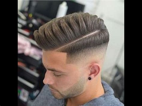 skin fade haircut hair style 2017 youtube