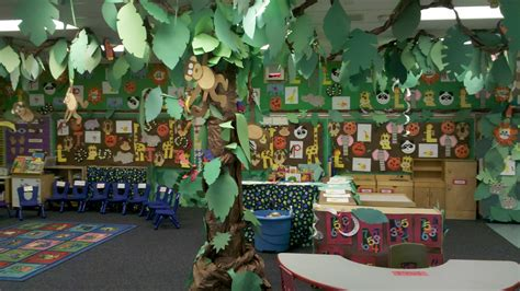 safari themed classroom decorations classroom decoration jungle theme day c 2014