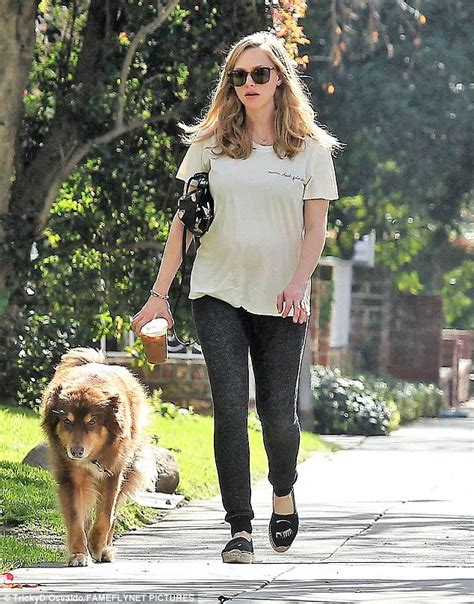 amanda seyfried how old is she pregnant amanda seyfried pers herself at the hair salon