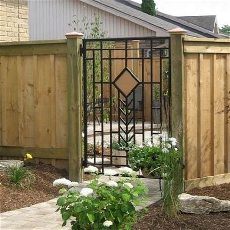 metal backyard gates wooden fence with metal gate rh great gates