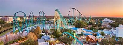 World Rides Rides Roller Coasters Thrill Rides Seaworld Orlando