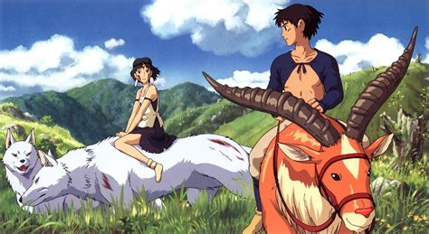 mononoke hime mononoke hime anime 5 desktop background hivewallpaper