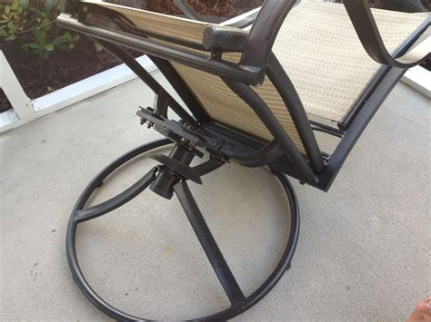 Patio Swivel Chair Base Replacement   24 Wonderful Patio