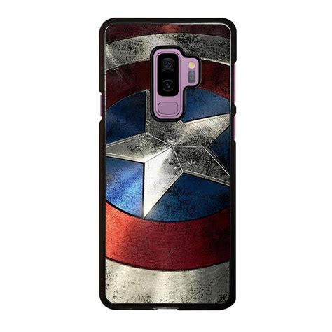 Casing Hp Samsung S6 Edge Plus Captain America Civil War 2 Custom captain america samsung galaxy s9 plus best custom phone cover cool personalized design