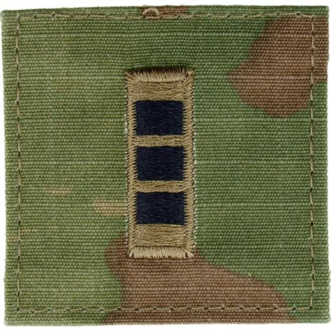 Chief Warrant Officer 3 by Army Rank Chief Warrant Officer 3 Cw3 Velcro Ocp 2