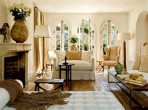how to design the french country living room with elegant
