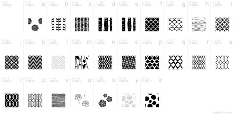 christmas pattern font family peoni patterns font getlock