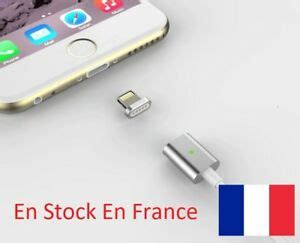 cable usb chargeur magnetique metal android iphone charger magnetic synchro data ebay
