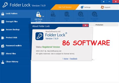 folder lock ver 5 2 6 full version free download folder lock 7 6 9 terbaru full version 86 software
