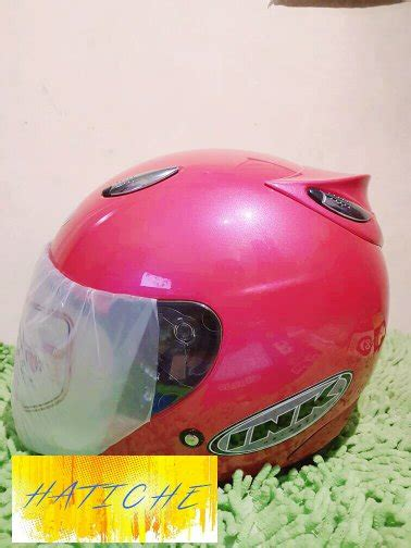 Helm Ink Centro Pink Original jual helm ink centro best 1 sni pink magenta di lapak h a t i c h e hatiche