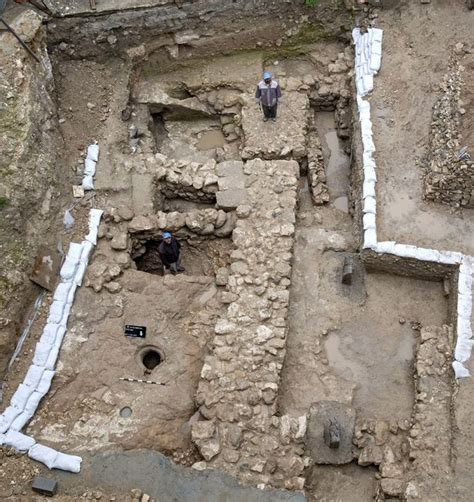 jesus s childhood home discovered by