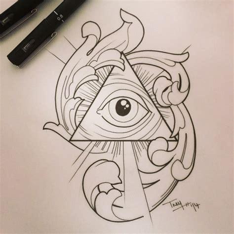 eyeball tattoo stencil tattoos all seeing eye tattoo all seeing eye tattoo