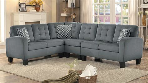 ashley furniture gray couch modular sectional sofa charcoal grey couch decorating