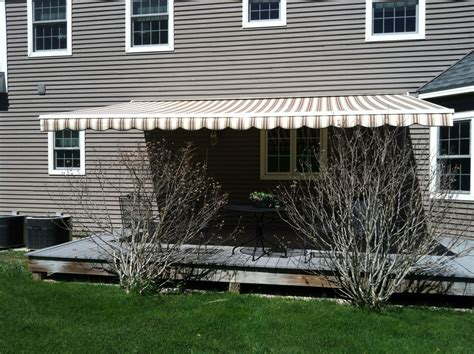 Awnings Massachusetts by Retractable Awnings And Canopies Installed In Ma