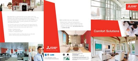 indoor comfort solutions indoor and outdoor heating cooling systems from mitsubishi